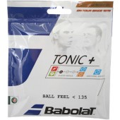 CORDAGE BABOLAT BOYAU NATUREL TONIC + BALL FEEL (12 METRES)