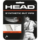 CORDAGE HEAD SYNTHETIC GUT PPS BLANC (12m)