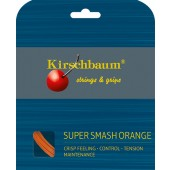 CORDAGE KIRSCHBAUM SUPER SMASH ORANGE (12 METRES)