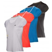 BABOLAT TEE WOMEN FLAG CORE CLUB