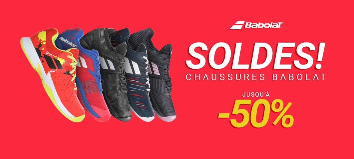 SOLDES! CHAUSSURES BABOLAT